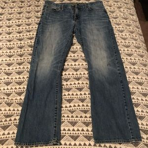 AE jeans. Broken in but in good shape.